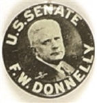 Donnelly for US. Senate, New Jersey