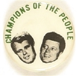 John, Robert Kennedy Champions of the People