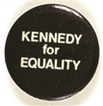 Robert Kennedy for Equality