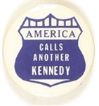 America Calls Another Kennedy
