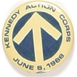 Kennedy Action Corps June 6, 1968