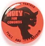 Huey Newton for Congress Peace and Freedom Party
