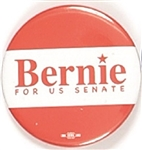 Bernie Sanders for U.S. Senate