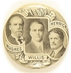 Hughes, Willis, Herrick Ohio Coattail
