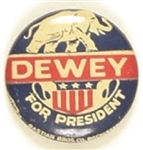 Dewey Elephant and Shield