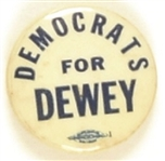 Democrats for Dewey