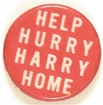 Help Hurry Harry Home Red Version