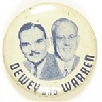 Dewey and Warren Litho Jugate