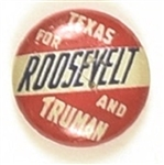 Texas for Roosevelt and Truman