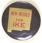 New Mexico for Ike