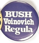 Bush, Voinovich, Regula Ohio Coattail