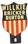 Willkie, Bricker, Burton Ohio Coattail License