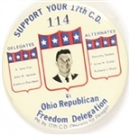 Reagan Ohio Freedom Delegation