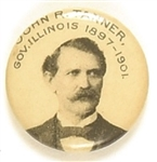 John Tanner Governor of Illinois