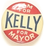 Kelly for Mayor of Chicago