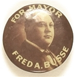 Fred Busse for Mayor of Chicago