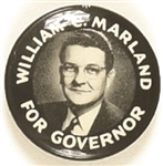 Marland for Governor of West Virginia