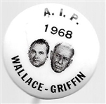Wallace, Griffin 1968 AIP Jugate