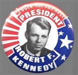 Robert Kennedy Vote for Our Next President