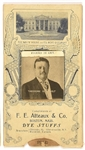 Roosevelt, Parker Mechanical Trade Card