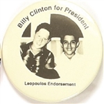 Bill Clinton for President Leopoulos Endorsement