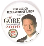 Gore New Mexico Federation of Labor