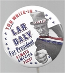 Lar Daly for President Uncle Sam