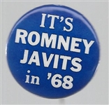 It's Romney and Javits