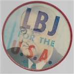 LBJ for the USA Color Flasher