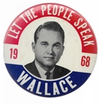 Wallace Let the People Speak
