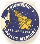 Friendship 7 Glenn Space Orbit Flight