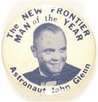 John Glenn New Frontier Man of the Year