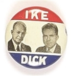 Eisenhower, Ike and Dick Rare Sample