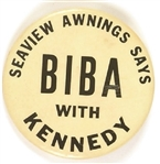 Seaview Awnings Says BIBA With Kennedy