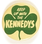 Keep Up With the Kennedys 1958 Senate Race Pin