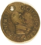 Jackson Hero in War and Peace Medal