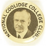 National Coolidge College Clubs