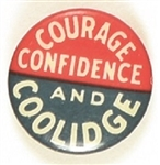Courage, Confidence and Coolidge