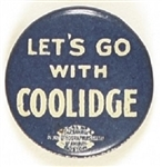 Lets Go With Coolidge