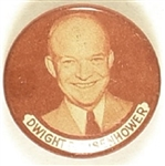 Eisenhower Brown Litho