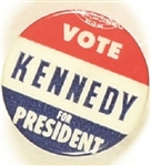 Vote Kennedy for President