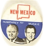 Humphrey State Set, New Mexico