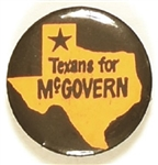 Texans for McGovern Without USA
