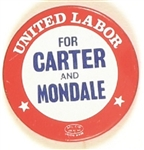United Labor Carter and Mondale