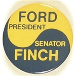 Ford and Finch, California Coattail