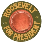 Roosevelt for President License