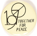 Princeton University 1970 Together for Peace