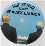 Biden, Pence SpaceX Launch