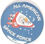 Trump, Pence All-American Space Force