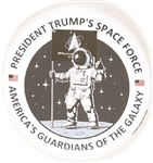 Trumps Space Force Guardians of the Galaxy